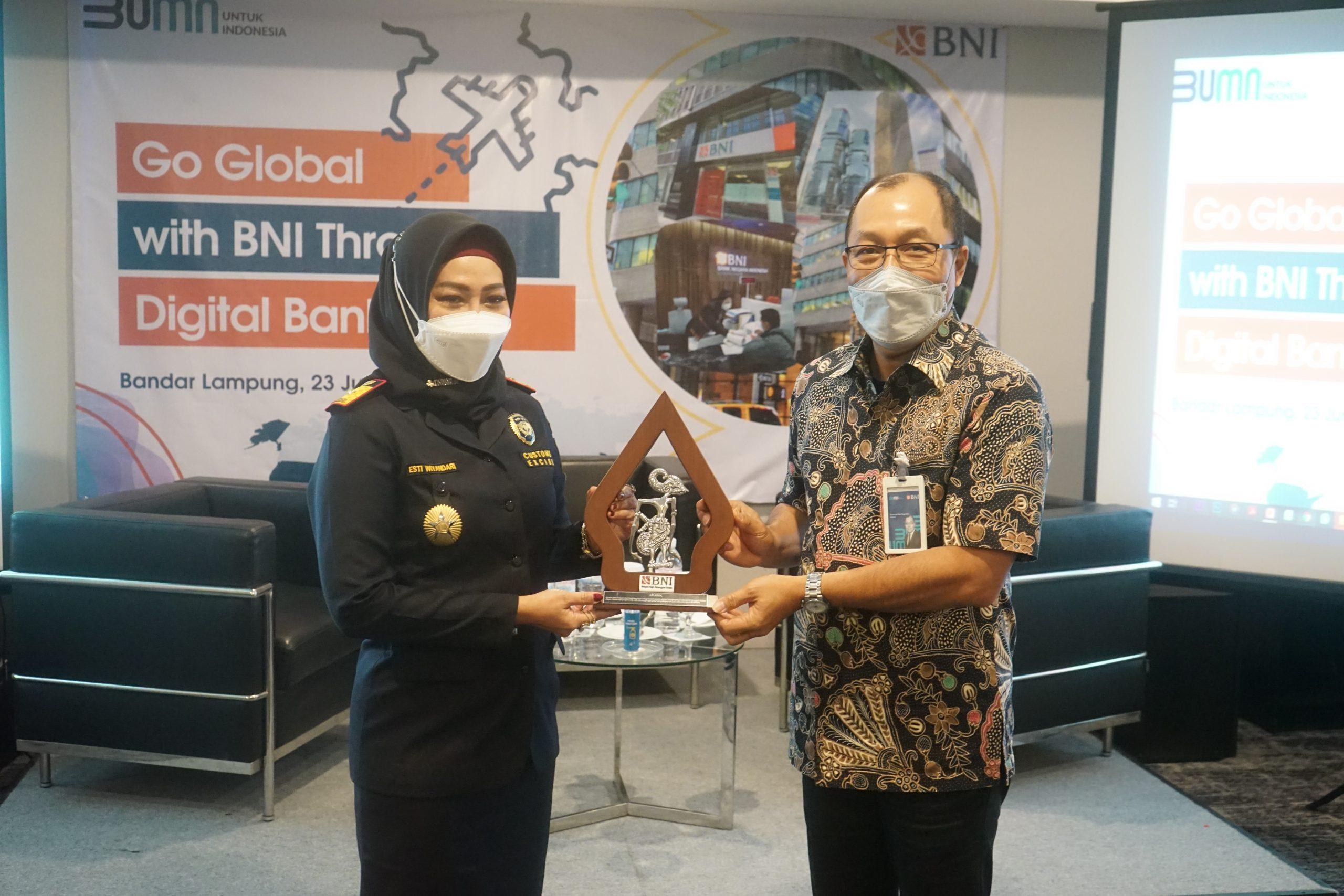 Sinergi Bea Cukai Lampung dan Perbankan dalam Mendukung Perekonomian Melalui Ekspor dan Impor