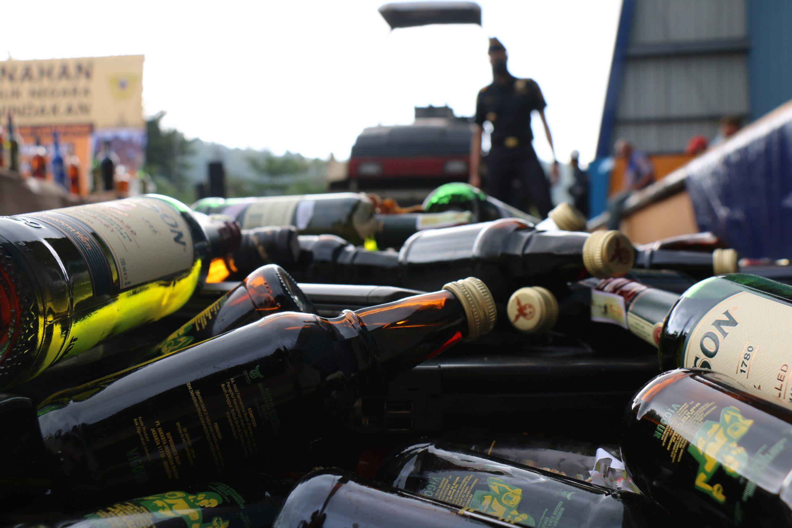 Bea Cukai Lampung Musnahkan 29,6 Juta Batang Rokok Ilegal, Miras dan Barang Hasil Penindakan Lainnya