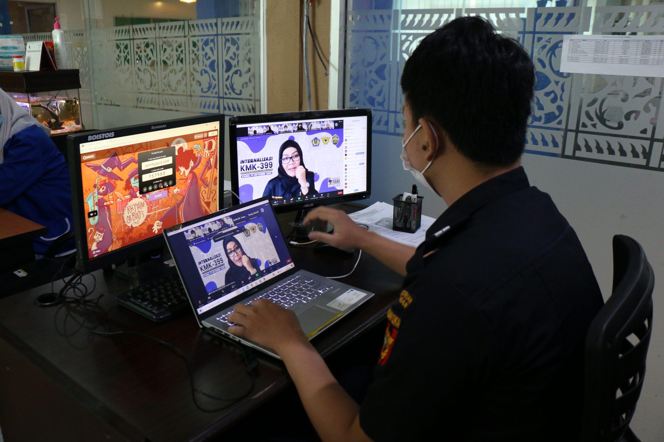 Bea Cukai Lampung Salurkan Semangat Reformasi Berkelanjutan Lewat Internalisasi